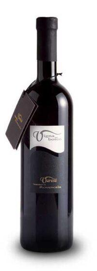 Vigna del Bosco vino Rosso fermo - Terre di Rovescala