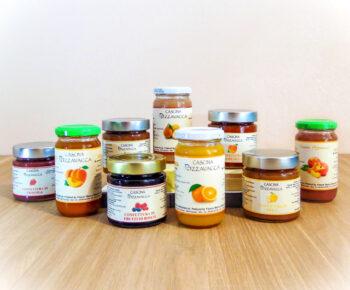 Confetture e Succhi di Frutta - Terre di Rovescala - Piacenza